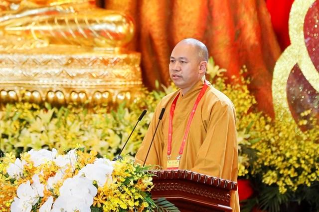 Giáo hội Phật giáo Việt Nam: Mở rộng đối ngoại - Gìn giữ văn hóa Việt - 1