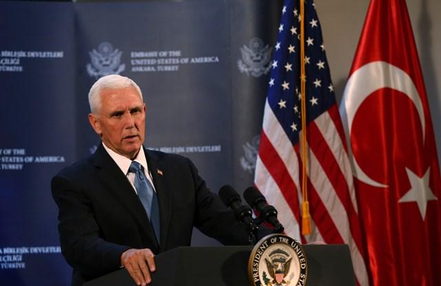 Thỏa thuận ngừng bắn Syria: Hành trình khó khăn của Phó Tổng thống Mỹ