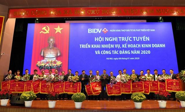 BIDV tiếp tục là ngân hàng thương mạilớn nhất Việt Nam về quy mô tài sản - 1