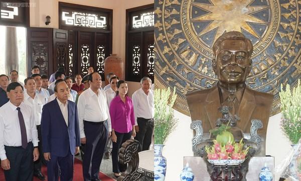 Thủ tướng dự chương trình 'Tết sum vầy' với người nghèo tại Vĩnh Long - 3