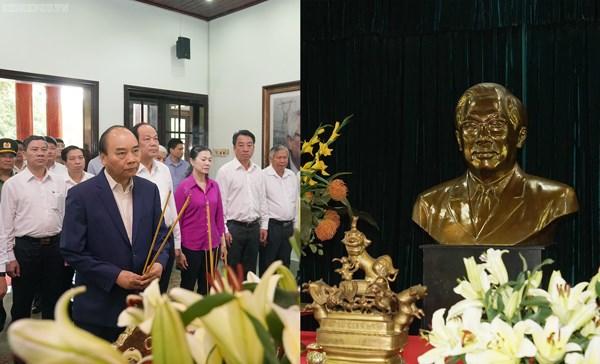 Thủ tướng dự chương trình 'Tết sum vầy' với người nghèo tại Vĩnh Long - 4