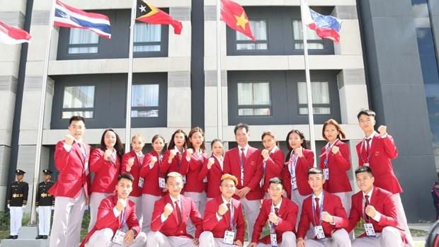 Đoàn Việt Nam đặt mục tiêu giành 65 huy chương Vàng SEA Games - 1