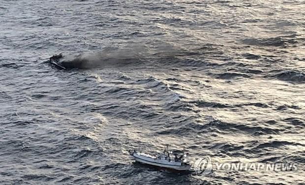 Hàn Quốc: Sáu thuyền viên Việt Nam mất tích ngoài khơi đảo Jeju