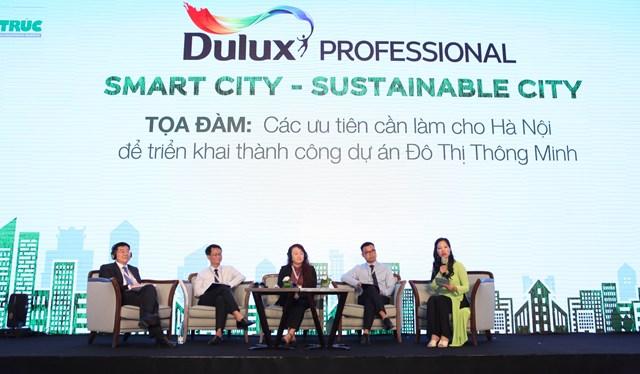 Xây dựng đô thị thông minh hướng đến phát triển bền vững