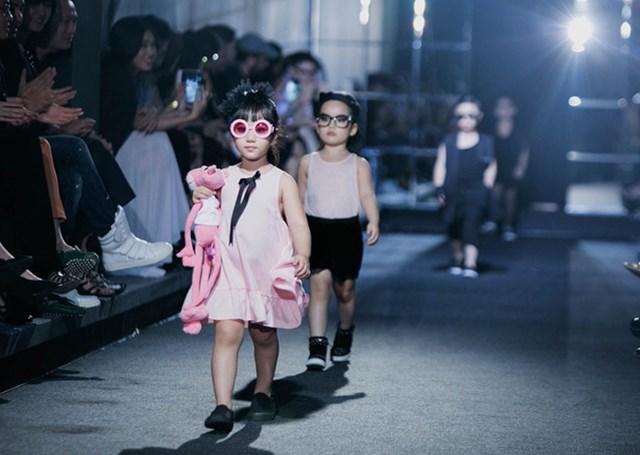 Tuần lễ thời trang trẻ em 2018