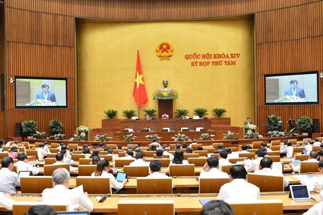 Kỳ họp thứ 8 quốc hội khóa XIV: Trăn trở nhiều vấn đề dân sinh