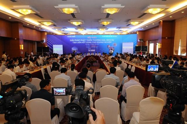 'Giải pháp phát triển thương mại dịch vụ, tạo liên kết vùng cho doanh nghiệp' - 1