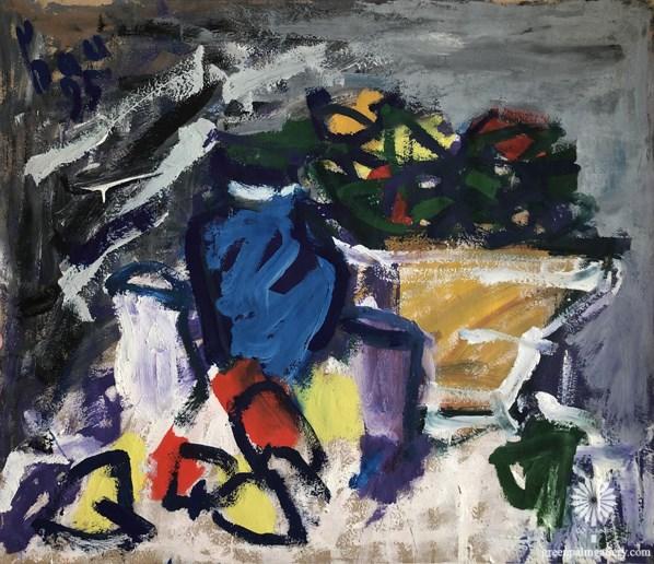 Họa sĩ Trần Lưu Hậu (1928 - 2020): Bậc thầy hội họa - 1