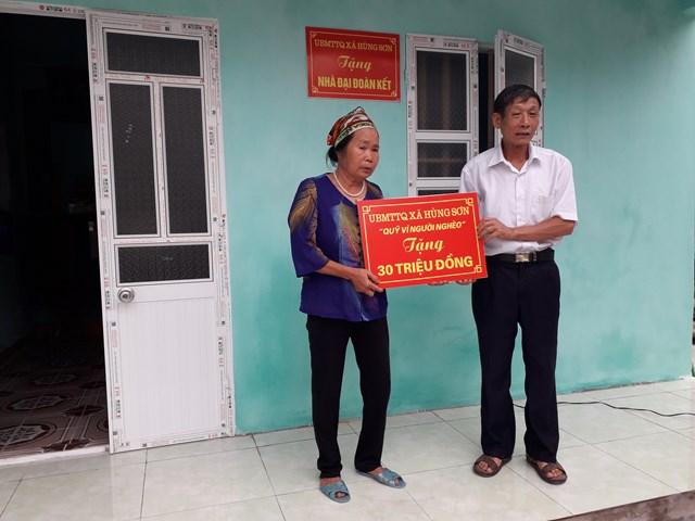 Chào mừng Đại hội MTTQ Việt Nam lần thứ IX: Tạo sức mạnh ở khu dân cư - 1