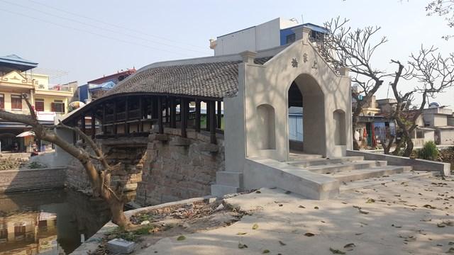 Mới hóa di tích Cầu Ngói (Nam Định): Tùy tiện, tự phát