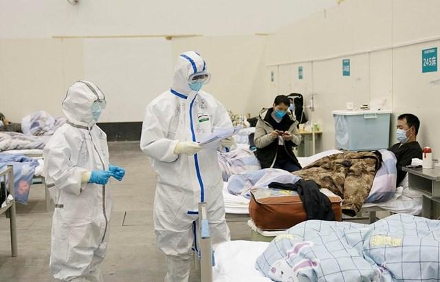 Trung Quốc ghi nhận hơn 39.000 người được xuất viện vì Covid-19