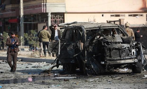 Afghanistan: Nhiều thương vong trong vụ nổ bom gần căn cứ của Mỹ, NATO