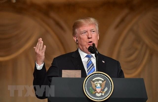 Tổng thống Mỹ hoan nghênh Triều Tiên dừng thử tên lửa, hạt nhân