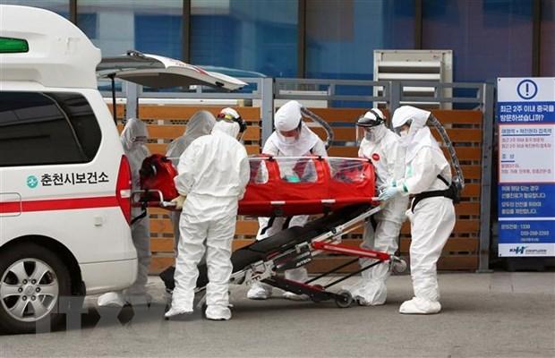 Hàn Quốc ghi nhận thêm 60 trường hợp nhiễm Covid-19 mới