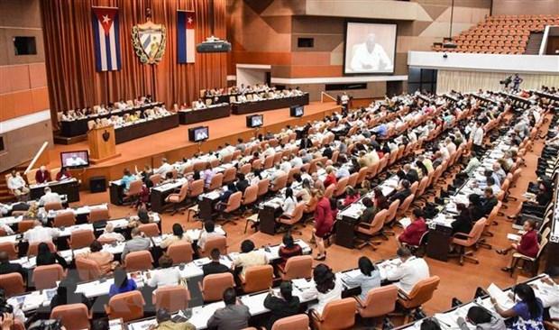 Quốc hội Cuba chuẩn bị họp toàn thể, bầu Thủ tướng Chính phủ