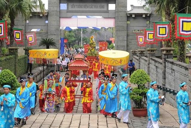 TP Hồ Chí Minh tổ chức nhiều hoạt động dịp Lễ giỗ Tổ Hùng Vương