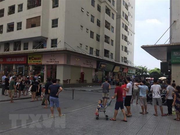 Công an Hà Nội thông tin chính thức về vụ nổ tại chung cư HH Linh Đàm