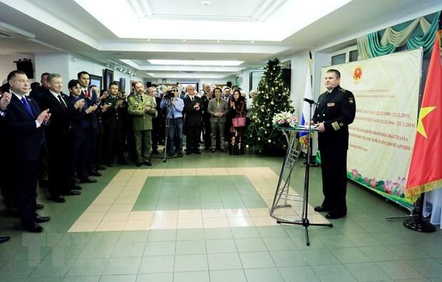 Công bố Sách Trắng Quốc phòng Việt Nam tại Liên bang Nga - 1