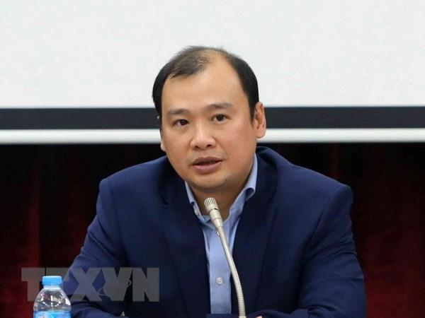 Ban Tuyên giáo TƯ: Ông Lê Hải Bình làm Phó Trưởng ban chuyên trách thông tin đối ngoại