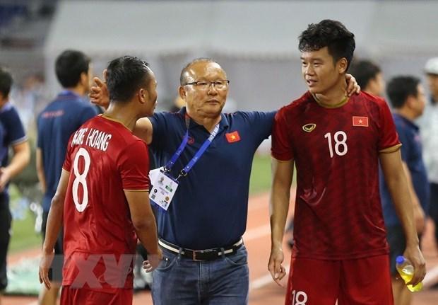 HLV Park Hang-seo dành sự tôn trọng đặc biệt cho U22 Campuchia - 1