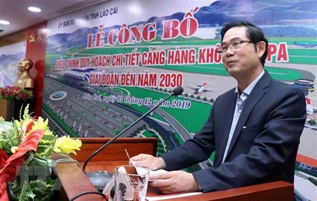 Lào Cai: Điều chỉnh quy hoạch chi tiết Cảng hàng không Sa Pa