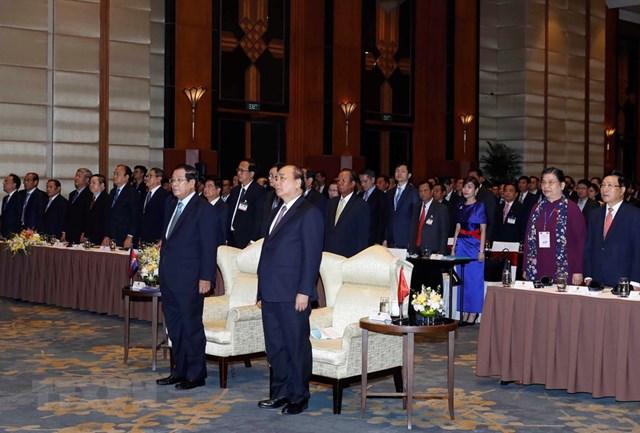 [ẢNH] Thủ tướng Việt Nam-Campuchia dự hội nghị về công tác phân giới cắm mốc - 2