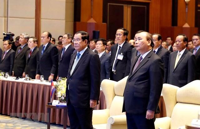 [ẢNH] Thủ tướng Việt Nam-Campuchia dự hội nghị về công tác phân giới cắm mốc - 3