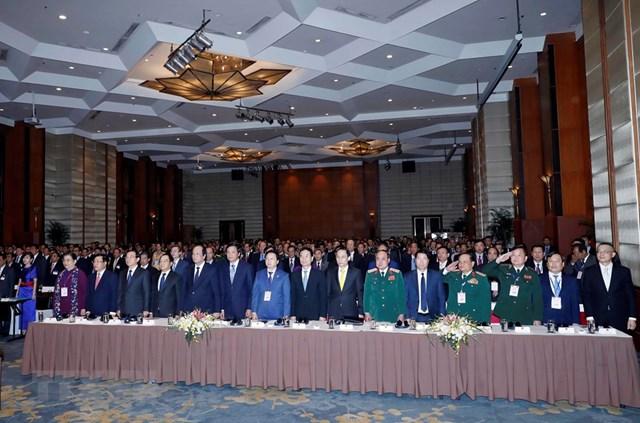 [ẢNH] Thủ tướng Việt Nam-Campuchia dự hội nghị về công tác phân giới cắm mốc - 4