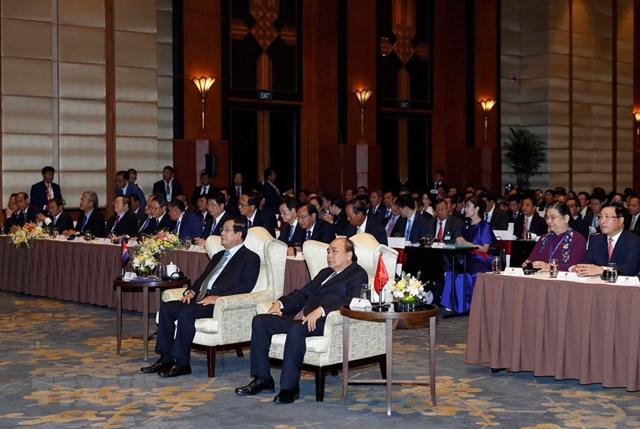 [ẢNH] Thủ tướng Việt Nam-Campuchia dự hội nghị về công tác phân giới cắm mốc - 5