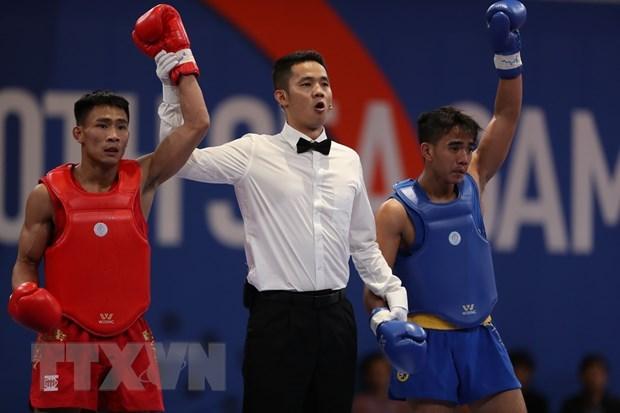 SEA Games 30: Wushu Việt Nam tiếp tục có huy chương Vàng
