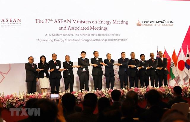 Khai mạc Hội nghị Bộ trưởng Năng lượng ASEAN lần thứ 37