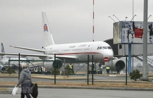 Triều Tiên tăng tần suất các chuyến bay tới Nga để hồi hương công nhân