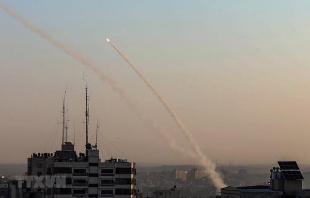Israel tiếp tục bị tấn công bằng rocket bất chấp lệnh ngừng bắn