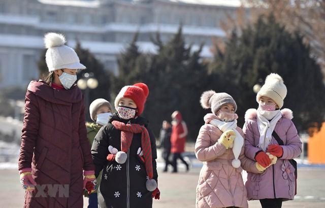 Triều Tiên bác bỏ suy đoán che giấu đợt bùng phát dịch COVID-19