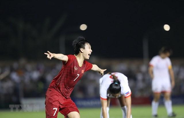 Giành vé vào chung kết, đội tuyển nữ Việt Nam được thưởng lớn