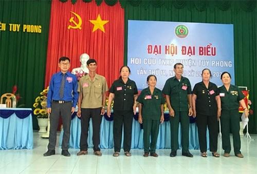 Bình Thuận: Đại hội Cựu Thanh niên xung phong huyện Tuy Phong