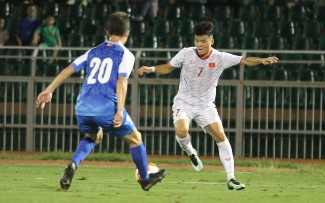Khán đài sân Thống Nhất vắng vẻ trong ngày U19 Việt Nam thắng đậm Mông Cổ - 9