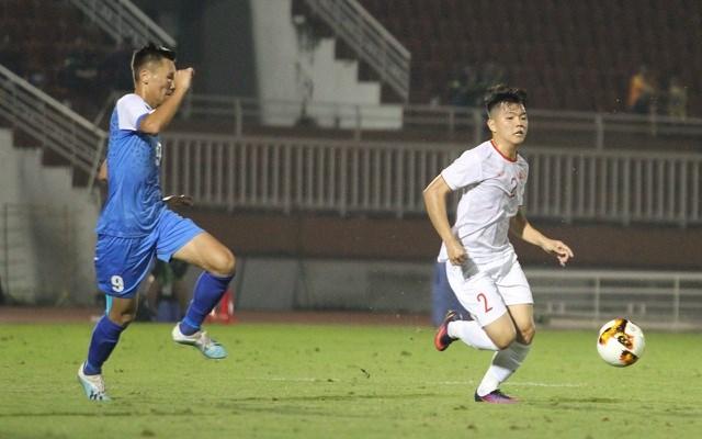 Khán đài sân Thống Nhất vắng vẻ trong ngày U19 Việt Nam thắng đậm Mông Cổ - 8