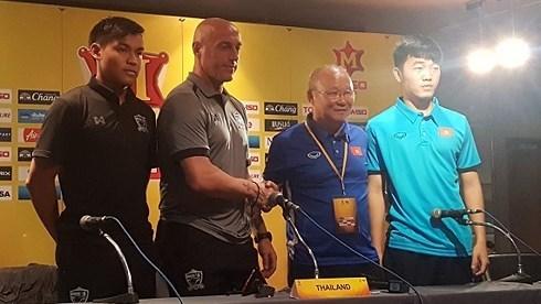 HLV Jankovic của U23 Thái Lan xem nhẹ trận đấu với U23 Việt Nam