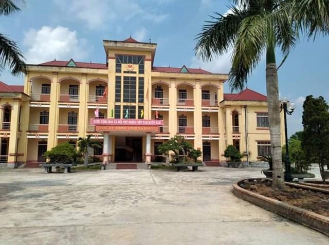 Nam Định: Bắt Chủ tịch xã chỉ đạo khai khống lợn chết để moi tiền ngân sách