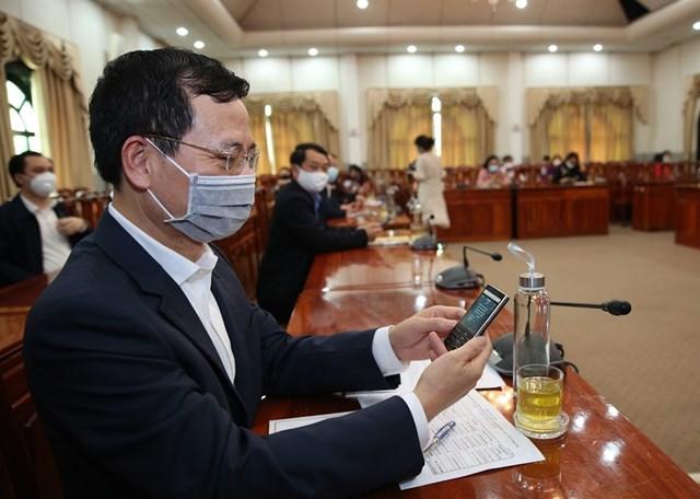 Phân bổ 100 tỷ đồng thông qua nhắn tin tới Bộ Y tế - 5