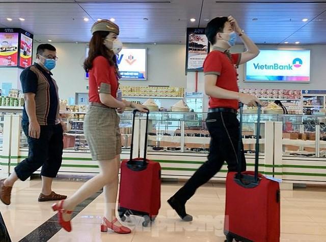 Thông báo của Vietjet đối với hành khách chuyến bay bị ảnh hưởng do dịch Covid-19