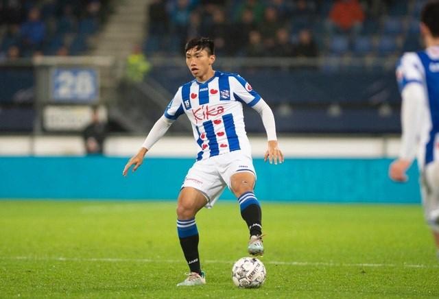 Văn Hậu lại góp công giúp đội trẻ Heerenveen giành chiến thắng kịch tính