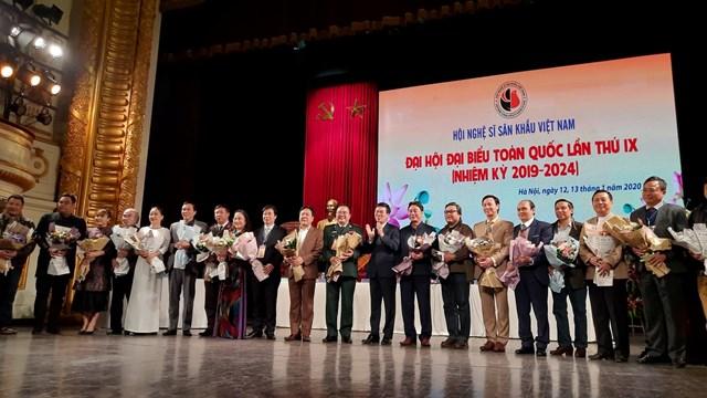Hội Nghệ sĩ Sân khấu Việt Nam: Phải là nơi quy tụ được nghệ sĩ cả nước