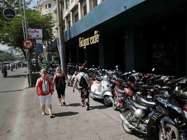 Thành phố Hồ Chí Minh ra quân rầm rộ nhằm 'đòi lại vỉa hè' ở Quận 1
