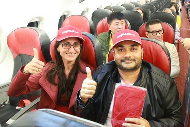 Vietjet tiên phong khai trương hai đường bay thẳng từ Việt Nam tới New Delhi (Ấn Độ) - 3