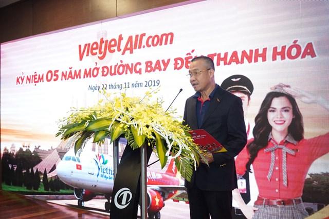 Vietjet phục vụ 2,2 triệu lượt hành khách sau 5 năm cất cánh tại Thanh Hoá - 1