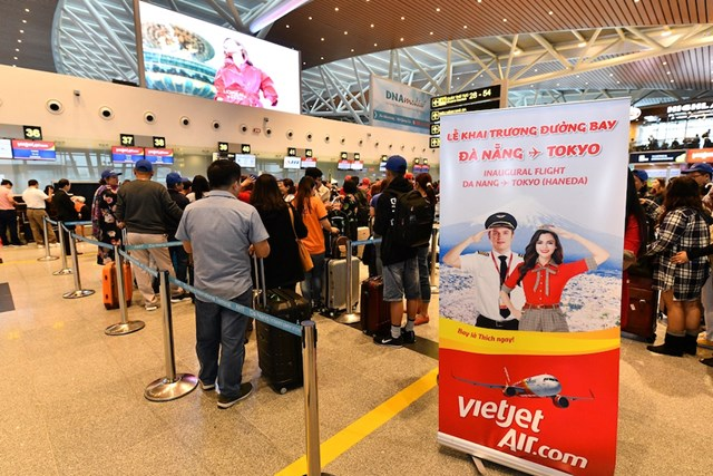 Vietjet khai trương đường bay thẳng Đà Nẵng-Tokyo - 2