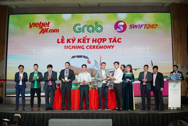 Vietjet, Swift247 và Grab hợp tác toàn diện nhằm phát triển các giải pháp kết nối di chuyển và giao nhận - 5
