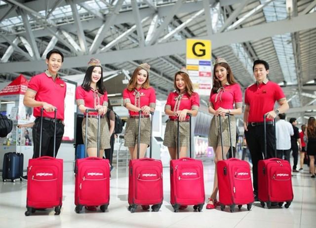 Cùng chuyến bay xanh Vietjet, du lịch với giá vé máy bay giảm 70%
